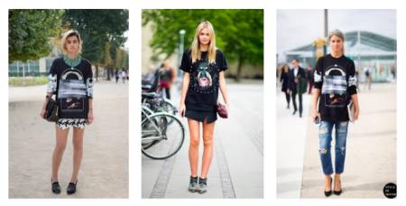 アパレル ストリートファッション ジバンシーコーデ