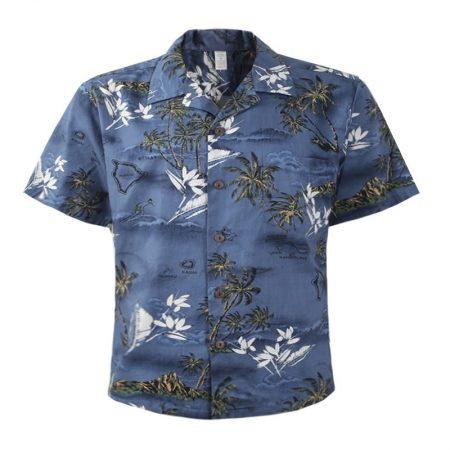 ハワイ ABCストア アロハシャツ