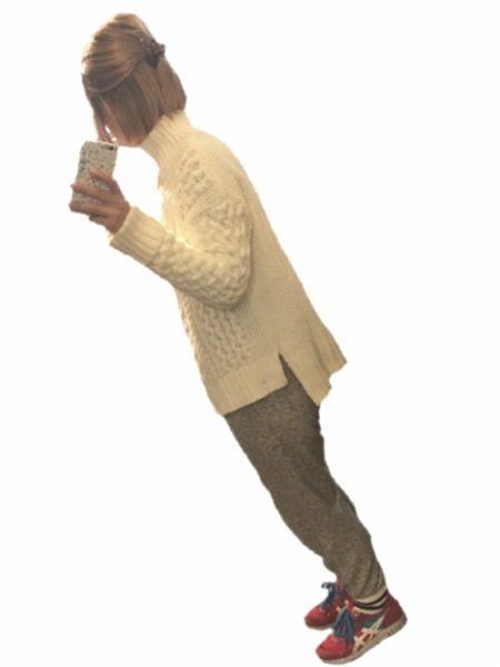 アパレル 30代 セーター