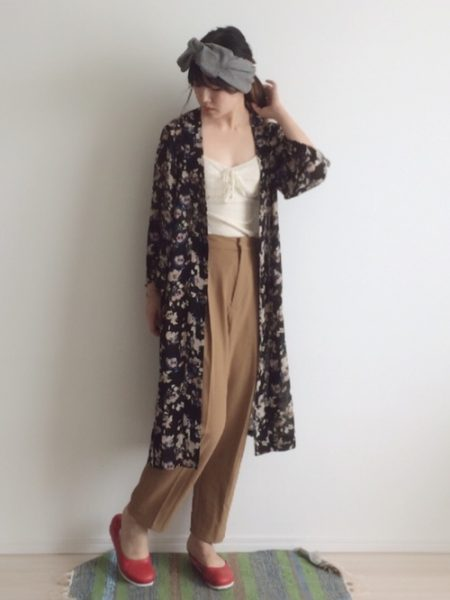 アパレル 30代 涼しい服装