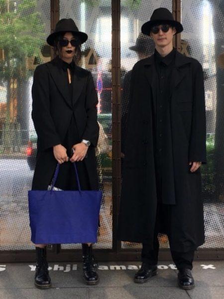 レディース ファッションブランド ヨウジヤマモト