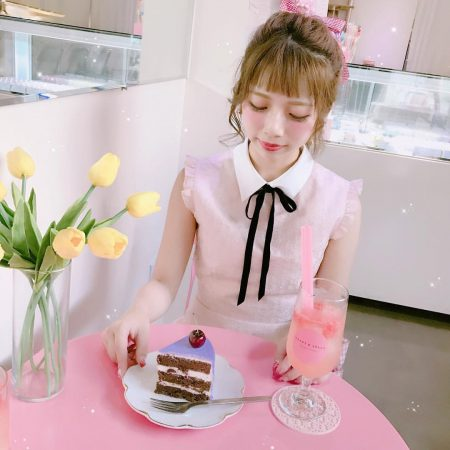 インスタグラマー エリンコ♡ カフェ1