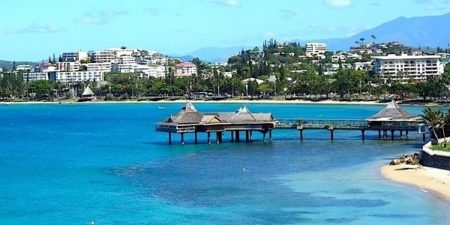ニューカレドニア ヌメア 観光