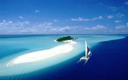 ニューカレドニア 新婚旅行