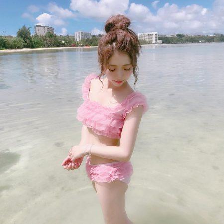 インスタグラマー エリンコ♡ 水着
