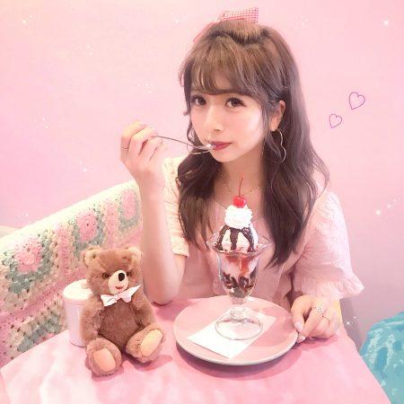 インスタグラマー エリンコ♡ カフェ