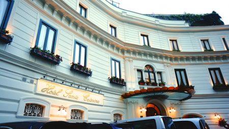アマルフィ ホテル 高台
