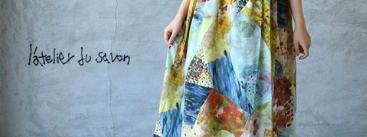 レディース ファッションブランド アトリエドゥサボン