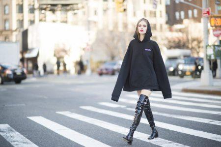 アパレル ストリートファッション ハイブランド