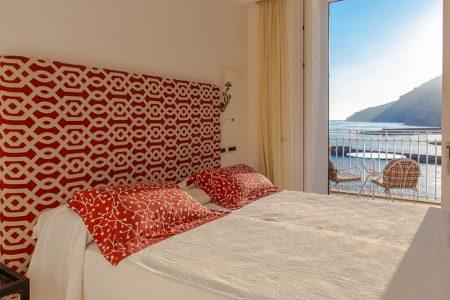 アマルフィ ホテル かわいい部屋