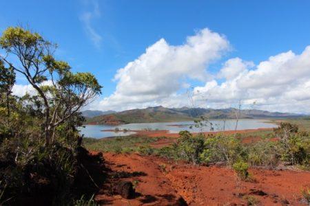 ニューカレドニア ヌメア リビエールブルー州立公園