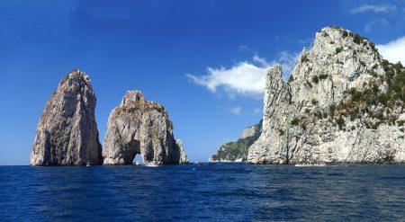 イタリア カプリ島 アクセス