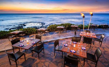 ハワイ ワイコロア レストラン