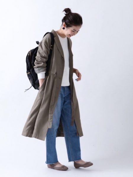 アパレル 秋ファッション カットオフボーイズデニム