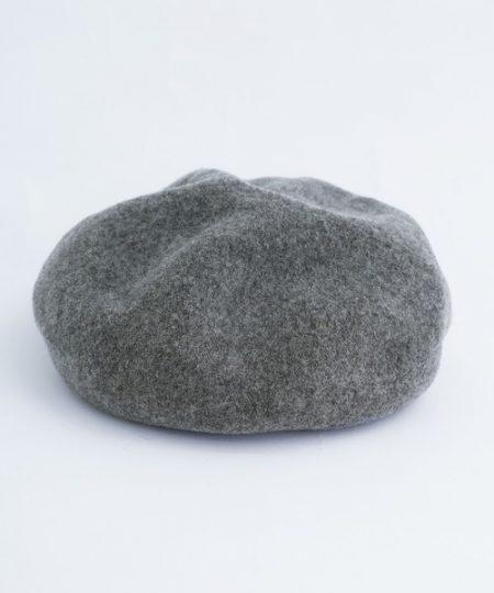 アパレル 秋ファッション ベレー帽