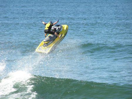 プーケット パトンビーチ ジェットスキー