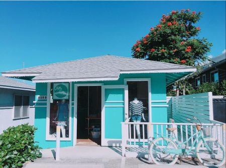 ハワイ 水着 ダイヤモンドヘッドビーチハウス