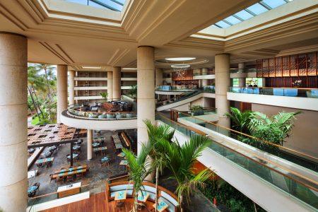 ハプナビーチプリンスホテルの管内