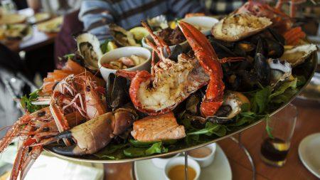 ニューカレドニア ヌメア レストラン