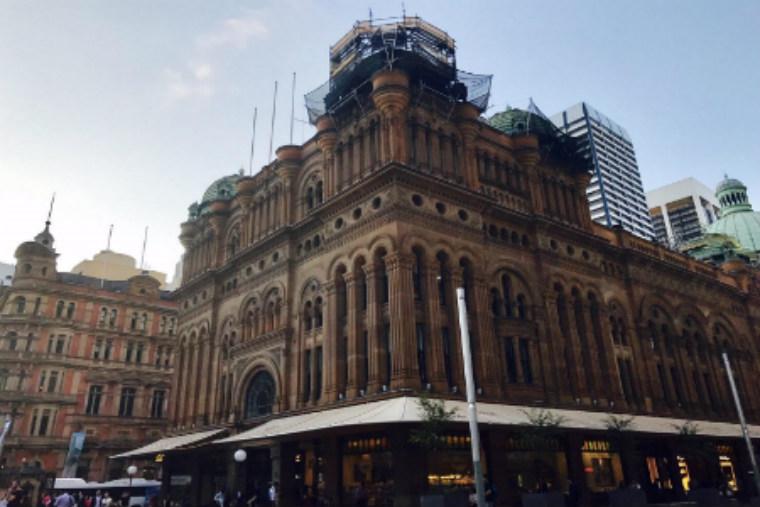 シドニー 人気 レストラン