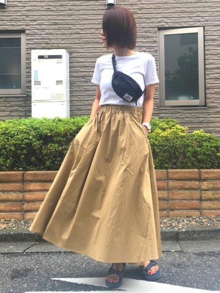 アウトドア ファッション コーデ