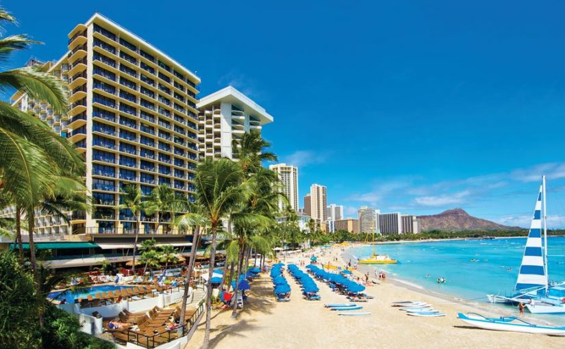 (Outrigger Waikiki Beach Resort)