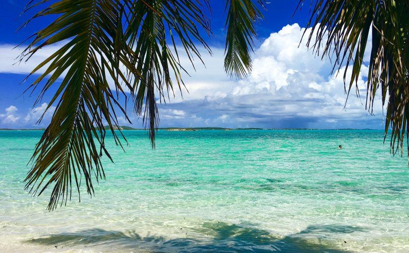 バハマ ビーチ 海
