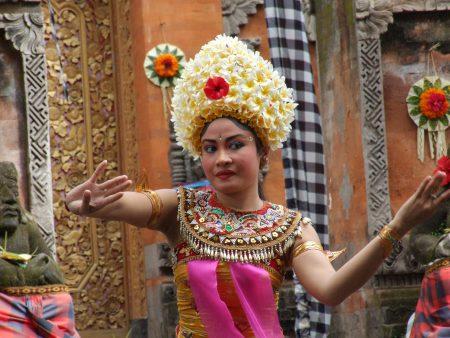 バリ島 オプショナルツアー バリ舞踊