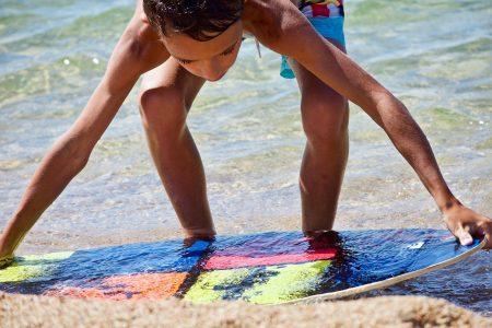 バリ島 オプショナルツアー サーフィン3