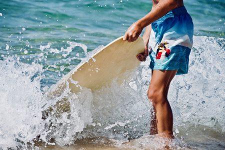 バリ島 オプショナルツアー サーフィン
