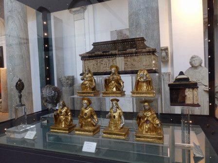 大聖堂の宝物館
