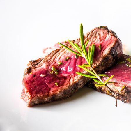 ルースズステーキのお肉