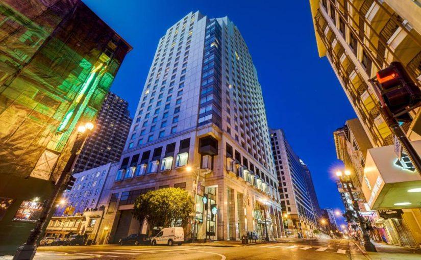 ホテルニッコーサンフランシスコの外観