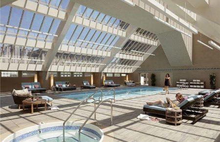 ホテルニッコーサンフランシスコの施設