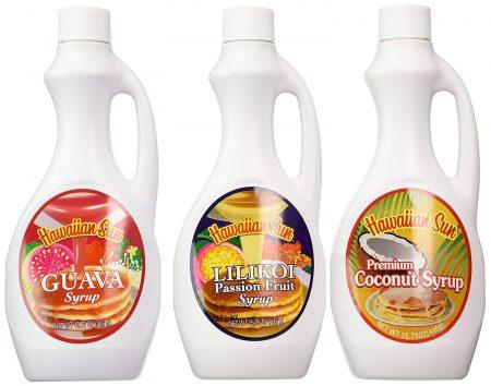 ハワイアンサン パンケーキシロップ(Hawaiian Sun Syrup)