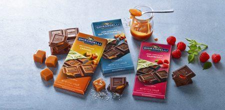 ギラデリのチョコレート土産