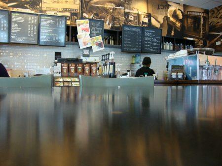 サンフランシスコのスターバックスコーヒー