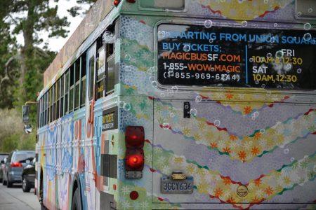 サンフランシスコのバス