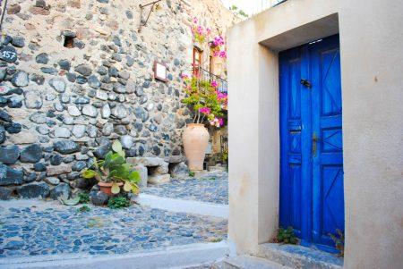 ギリシャ サントリーニ島 観光