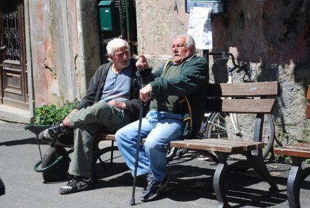 プライベート重視のイタリア人