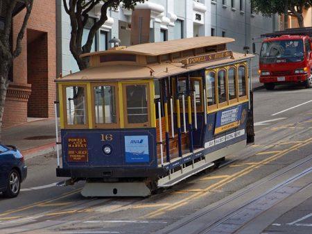 サンフランシスコ 交通機関