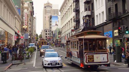 ホテルニッコーサンフランシスコの交通