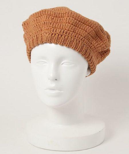 ベレー帽 ニット帽