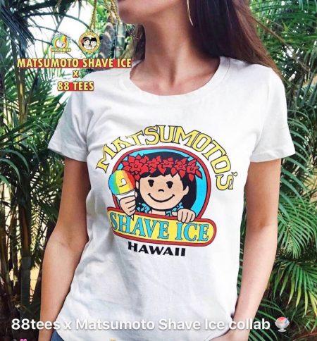 88TEES ハワイ