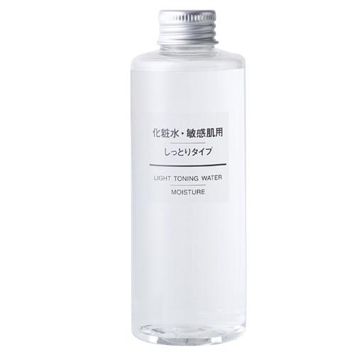 無印良品/化粧水・敏感肌用・しっとりタイプ