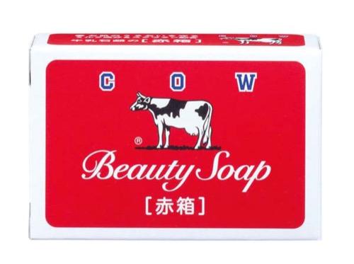牛乳石鹸(赤箱/青箱)/カウブランド