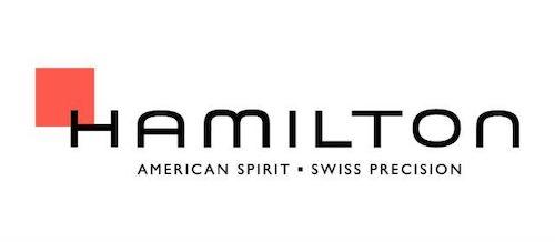 HAMILTON ロゴ
