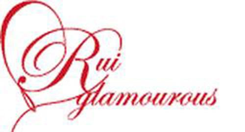 Rui glamourous ロゴ