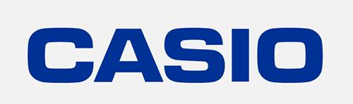 CASIO ロゴ