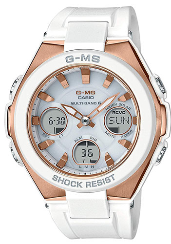 BABY-G G-MS MULTI BAND 6